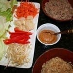 The Dinner Bar: Asian Pork Lettuce Wraps