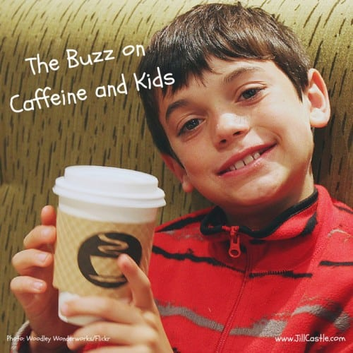 The Buzz on Caffeine and Kids