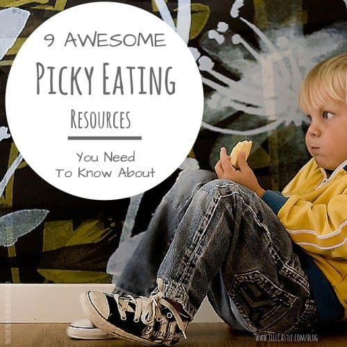 picky eating resources