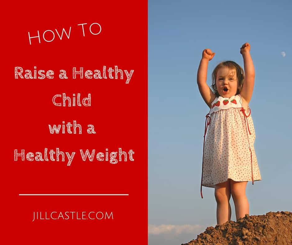 healthy child healthy weight