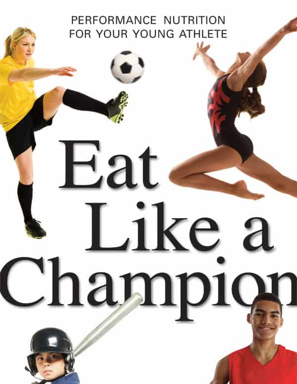 Eat like a Champion by Jill Castle