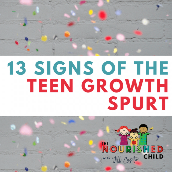 13 Signs Of The Teen Growth Spurt You Need To Know Jill Castle