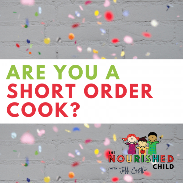 Are You a Short Order Cook?