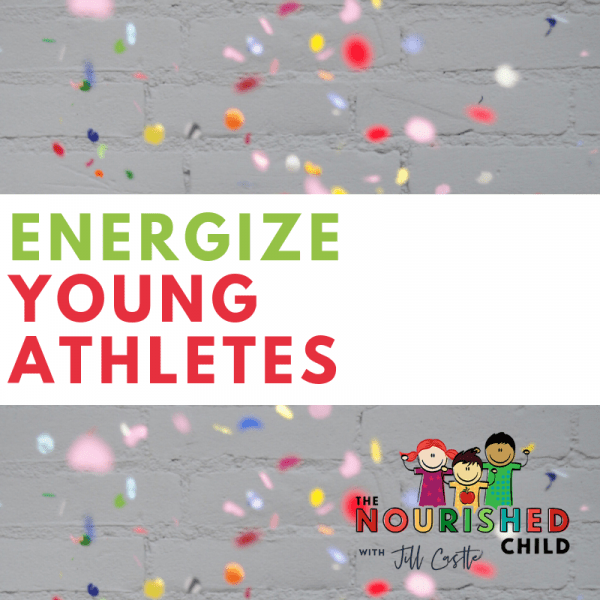 How to Energize Your Young Athlete